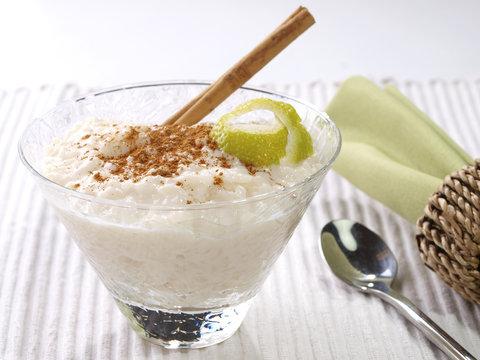 Rice Pudding – Arroz con leche