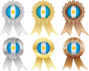 argentinian medals