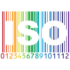 BARCODE COLOR ISO