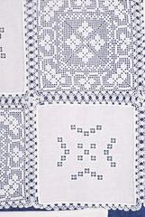 Carved Handmade Crochet