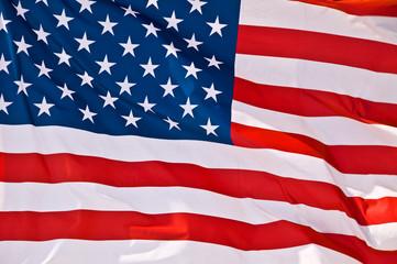 Fond drapeau américain