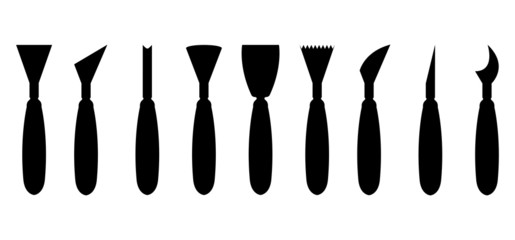 special working tools icon set for your industrial website
