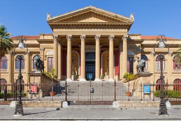 Teatro Massimo_Palermo_Sicily