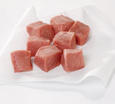 Sauté de veau pour blanquette