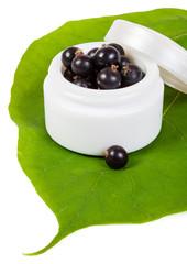 cosmetics black currant