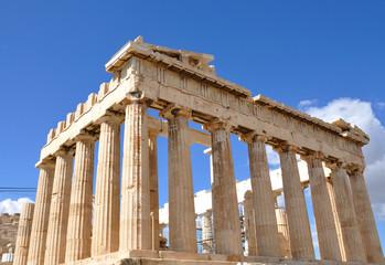 アクロポリス パルテノン神殿 アテネ ギリシャ