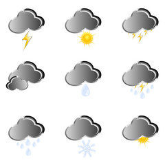 icon for weather forecast