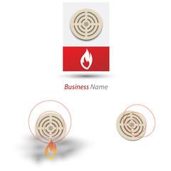 logo fire alarm
