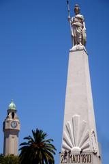 Obelisk der Unabhängigkeit in Buenos Aires