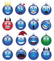 Christmas decorations-emotions