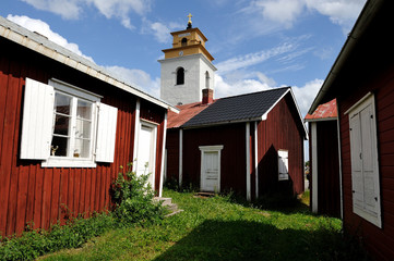 Gammelstad Church Town - a UNESCO World Heritage Site