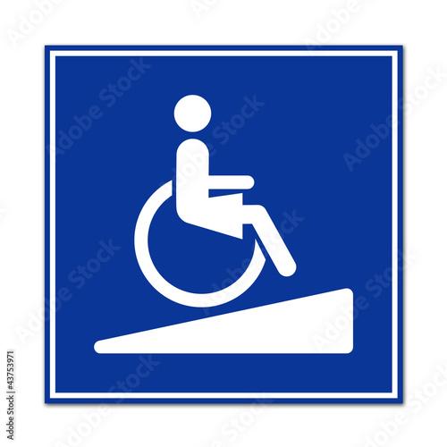 Discapacitado en silla de ruedas - 5 3
