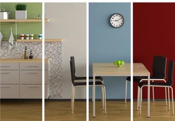 Collage Küche 1