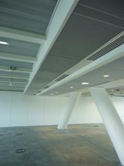 Cambi di quota a soffitto ed areazione
