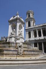 Paris06 - Fontaine Saint-Sulpice
