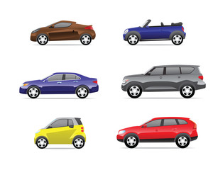 Cars icons part 1
