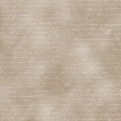 Old grunge background texture with calligraphy