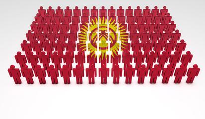 Kyrgyzstan Parade