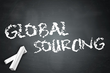 "Blackboard ""Global Sourcing"""