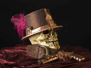 steam punk still life