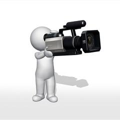 Camera (white man)