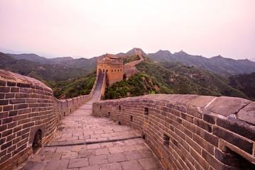 Fototapete - Great Wall of China