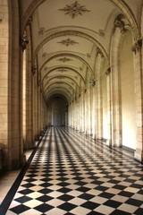 couloir de l'abbaye Saint Vaast