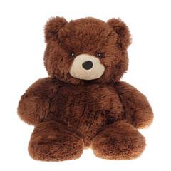 gros ours en peluche brun