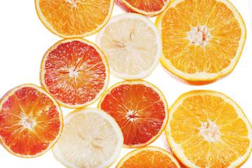 Biopsy of the orange