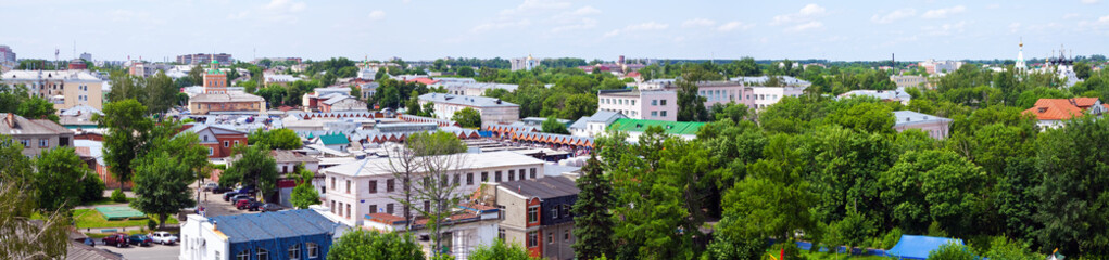 Panorama of Murom