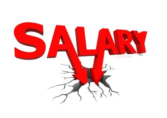 Salary reduction