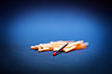 Group of matchstick
