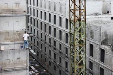 Building Construction Crane
