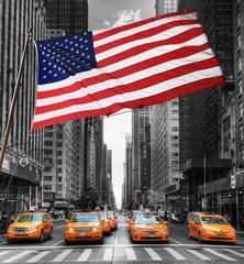 Fotomurales - Symboles de New York.