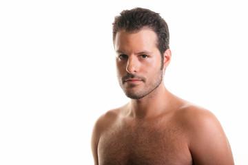Nackt oberkoerper mann brustbehaarung pics 841