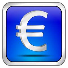 Button mit Euro Symbol
