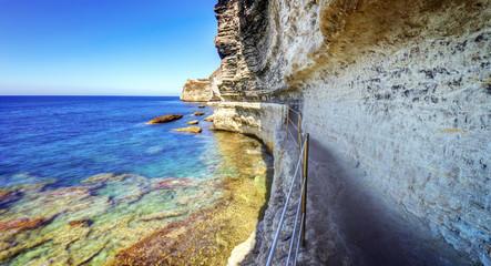 Sentier du Roi d'Aragon - Bonifacio