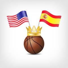 USA - Spain