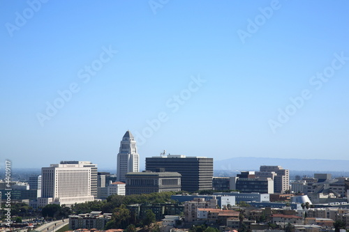 Los Angeles-Long Beach-Glendale, CA Economy at a