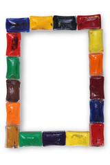Waterocolor frame