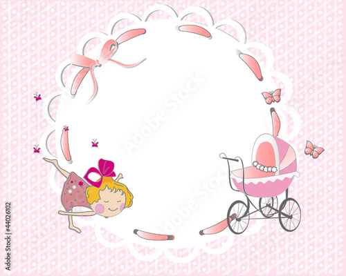 Cute Baby Frames Vector - The Best Frames Of 2018