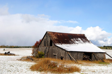 Agriculture Bygone in UP Michigan