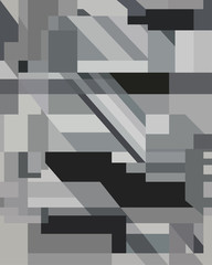 Abstract monochrome background vector eps 8