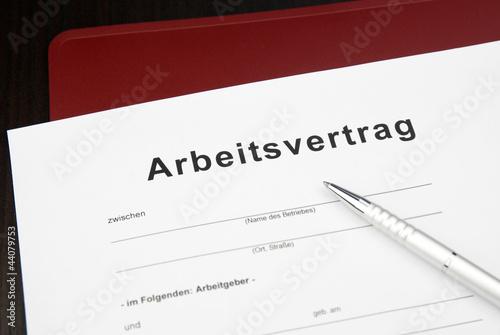 Arbeitsvertrag Dokument Vorlage Stockfotos Und Lizenzfreie Bilder