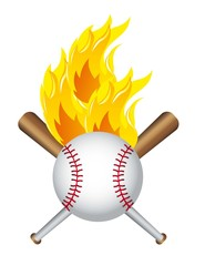 basesball vector