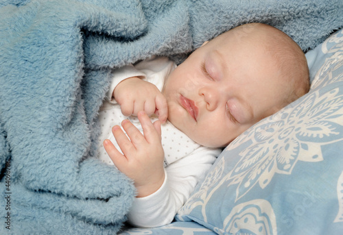 Little Baby Sleeping Stock Photo And Royalty Free Images On Fotolia