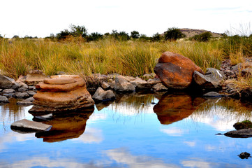 Namibia, See