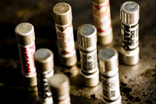 British fuses