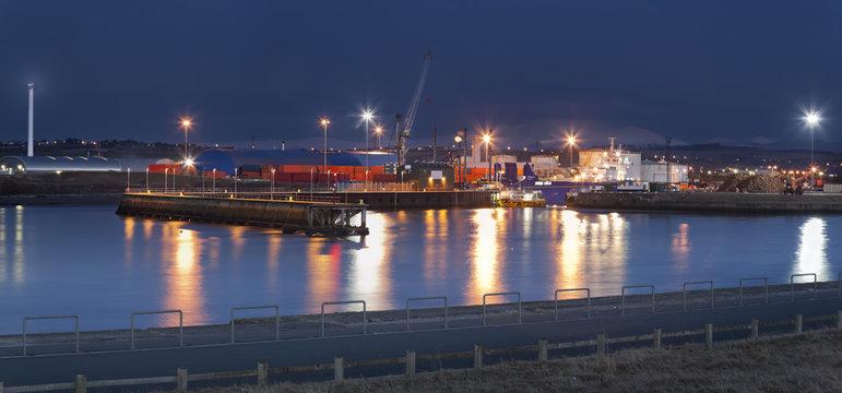 Workington Port