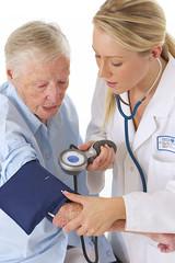 Tension artérielle - Hôpital